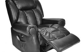 hainworth leather electric recliner review