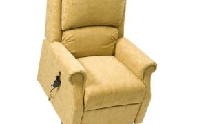 chicago rise recline armchair