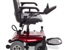 capricorn electric wheelchair