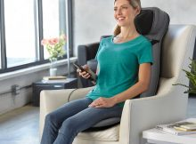 intey shiatsu massage chair review