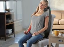 medisana shiatsu back massager review