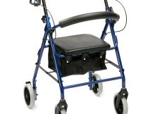 drive devilbiss rollator review