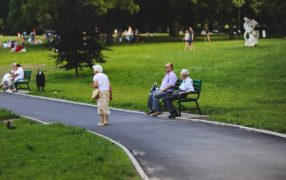 why walking is good for seniors